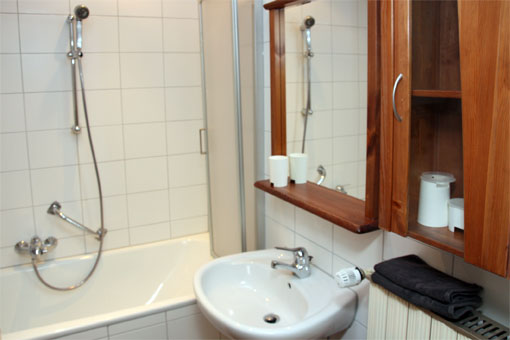 1,5-Zimmer Appartement - Bad